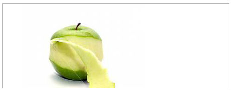 Elma kabuğu mucizesi