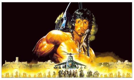 İşte gerçek Rambo