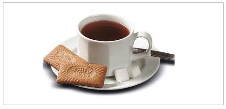Stresin en iyi ilacı Siyah Çay..