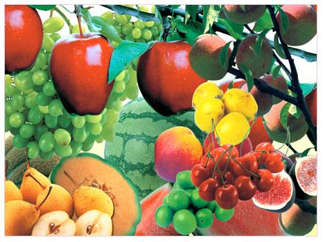 Türkiyede Yetişen Meyveler