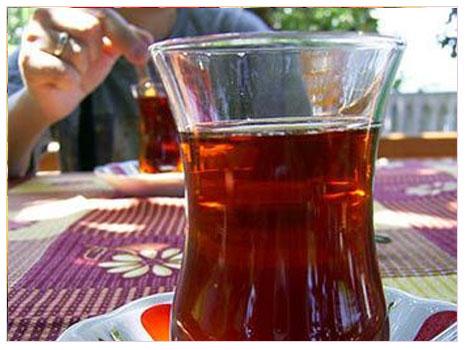 Ayak kokusuna çay formülü..